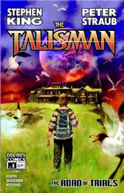 The Talisman The Road Of Trials Comics